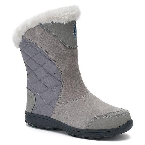 a50f45cf53f Columbia Ice Maiden II Women s Waterproof Winter Boots