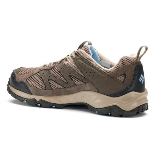 Columbia Plains Ridge Women's Waterproof Hiking Shoes