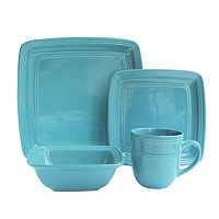 American Atelier Square 16-pc. Dinnerware Set