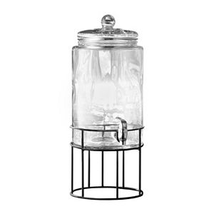 Style Setter SoHo Artesia Beverage Dispenser with Stand