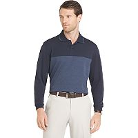 Men's Van Heusen Jaspe Classic-Fit Flex Stretch Polo