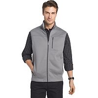 Men's Van Heusen Traveler Classic-Fit Stretch Fleece Vest