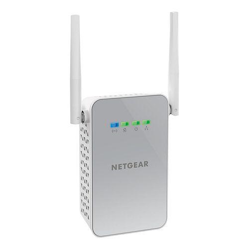 NETGEAR Powerline WiFi 1000 + Extra Outlet Adapter