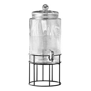 Style Setter SoHo Covina Beverage Dispenser with Stand