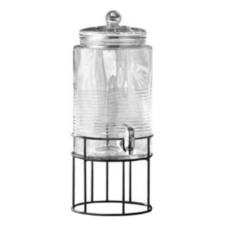 Style Setter SoHo Covina Beverage Dispenser with Stand