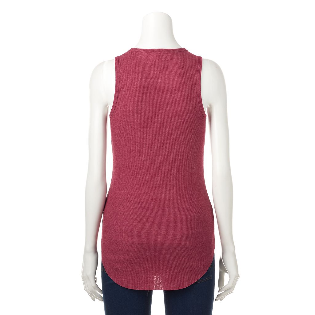 Women's SONOMA Goods for Life™ Ribbed Tank