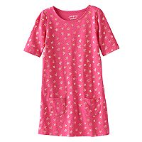 Girls 4-10 Jumping Beans® Shift Dress