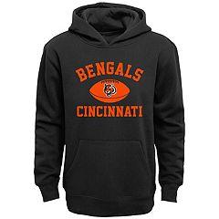 Boys 8-20 Cincinnati Bengals Fleece Hoodie