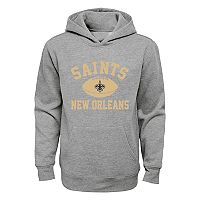 Boys 8-20 New Orleans Saints Fleece Hoodie