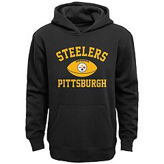 Boys 8-20 Pittsburgh Steelers Fleece Hoodie