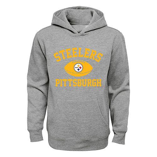 612c2efaffd Boys 8-20 Pittsburgh Steelers Fleece Hoodie