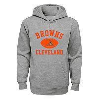 Boys 8-20 Cleveland Browns Fleece Hoodie