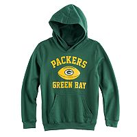 Boys 8-20 Green Bay Packers Fleece Hoodie