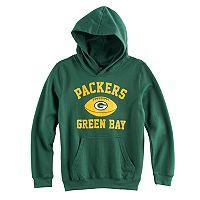 Boys 8-20 Green Bay Packers Fleece Hoodie