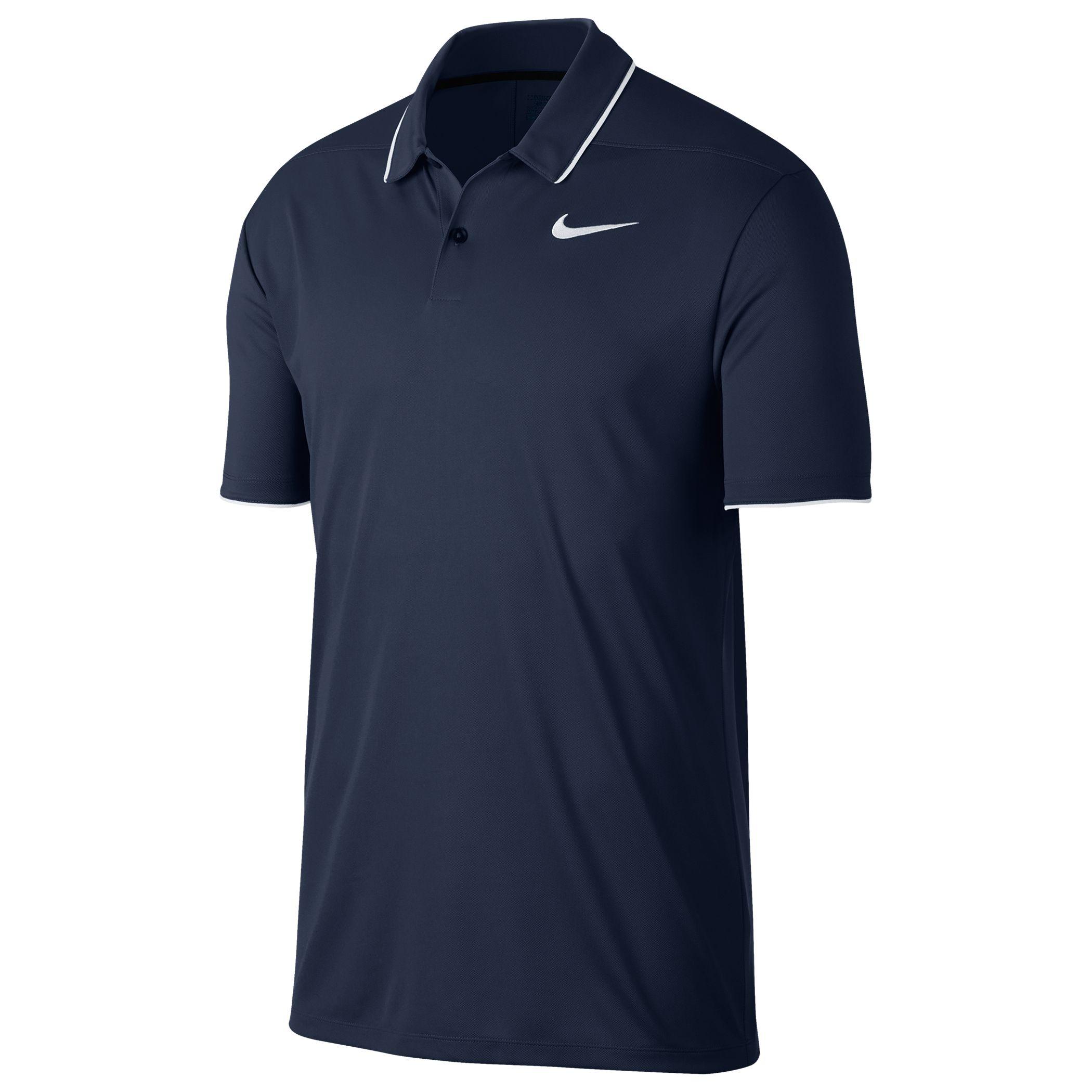 Men\u0027s Nike Essential Regular-Fit Dri-FIT Performance Golf Polo