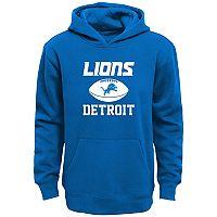 Boys 8-20 Detroit Lions Fleece Hoodie