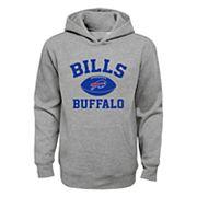 Boys 8-20 Buffalo Bills Fleece Hoodie