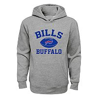 Boys 8-20 Buffalo Bills Fleece Hoodie