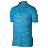 Men's Nike Essential Regular-Fit Dri-FIT Embossed Performance Golf Polo