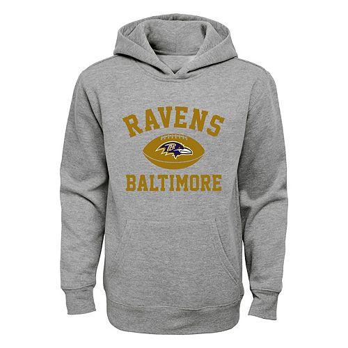 Boys 8-20 Baltimore Ravens Fleece Hoodie