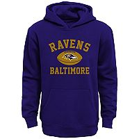 Boys 8-20 Baltimore Ravens Fleece Hoodie