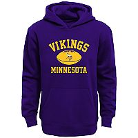 Boys 8-20 Minnesota Vikings Fleece Hoodie