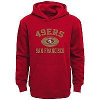 Boys 8-20 San Francisco 49ers Fleece Hoodie
