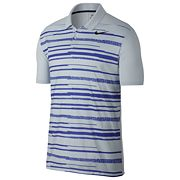 Men's Nike Essential Regular-Fit Dri-FIT Striped Performance Golf Polo