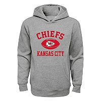 Boys 8-20 Kansas City Chiefs Fleece Hoodie