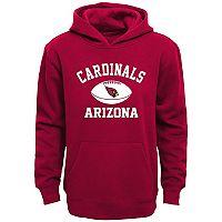 Boys 8-20 Arizona Cardinals Fleece Hoodie