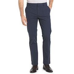 Big & Tall Van Heusen Flex Straight-Fit Stretch Oxford Chino Pants