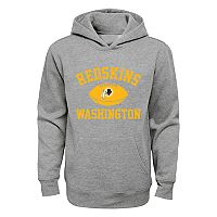 Boys 8-20 Washington Redskins Fleece Hoodie