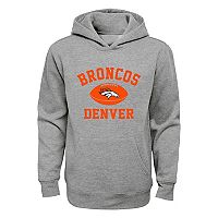 Boys 8-20 Denver Broncos Fleece Hoodie