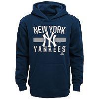Boys 8-20 Majestic New York Yankees Fleece Hoodie