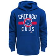 Boys 8-20 Majestic Chicago Cubs Fleece Hoodie