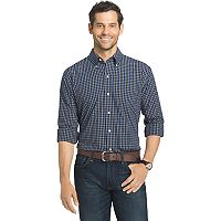 Big & Tall Arrow Hamilton Regular-Fit Button-Down Shirt
