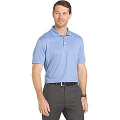 Big & Tall Van Heusen Regular-Fit Performance Polo
