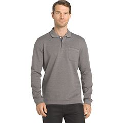 Big & Tall Van Heusen Flex Classic-Fit Stretch Polo