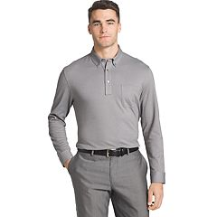 Big & Tall Van Heusen Traveler Stretch Performance Polo