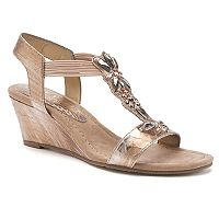 New York Transit Guess Honor 2 Women's Wedge Sandals