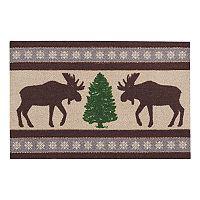 St. Nicholas Square® Moose Rug