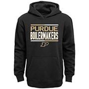 Boys 8-20 Purdue Boilermakers Fleece Hoodie