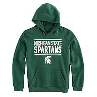 Boys 8-20 Michigan State Spartans Fleece Hoodie