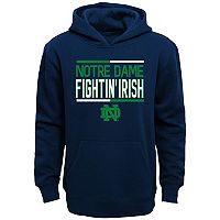 Boys 8-20 Notre Dame Fighting Irish Fleece Hoodie