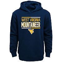 Boys 8-20 West Virginia Mountaineers Fleece Hoodie
