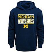 Boys 8-20 Michigan Wolverines Fleece Hoodie