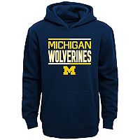 Boys 8-20 Michigan Wolverines Fleece Hoodie