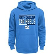 Boys 8-20 North Carolina Tar Heels Fleece Hoodie