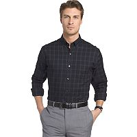 Big & Tall Van Heusen Flex Stretch Regular-Fit Non-Iron Button-Down Shirt