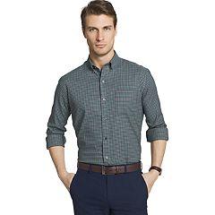 Big & Tall Van Heusen Flex Stretch Regular-Fit Non-Iron Button-Down Shirt